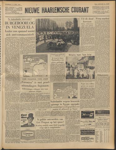 Nieuwe Haarlemsche Courant 1960-04-21