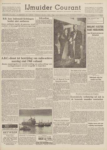 IJmuider Courant 1959-01-21