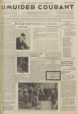 IJmuider Courant 1938-11-23
