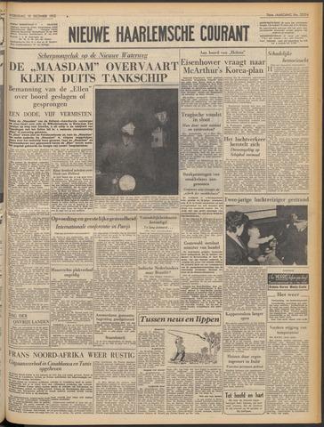Nieuwe Haarlemsche Courant 1952-12-10