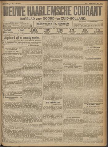 Nieuwe Haarlemsche Courant 1916-03-08