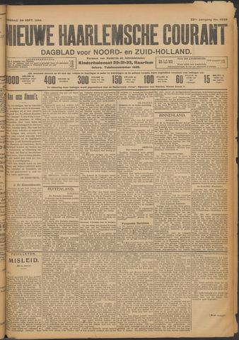 Nieuwe Haarlemsche Courant 1908-09-29