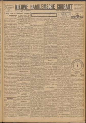 Nieuwe Haarlemsche Courant 1923-04-11