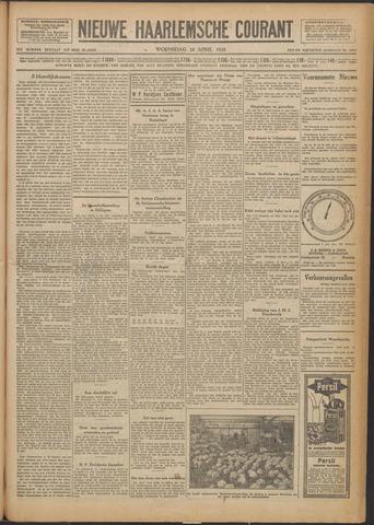 Nieuwe Haarlemsche Courant 1928-04-18