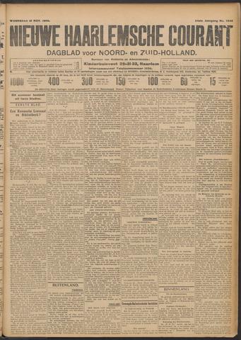 Nieuwe Haarlemsche Courant 1909-11-10