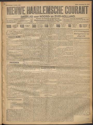 Nieuwe Haarlemsche Courant 1914-04-11