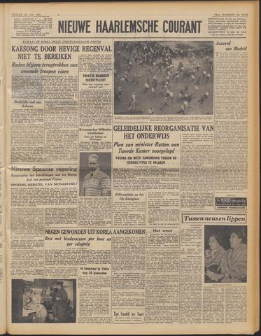 Nieuwe Haarlemsche Courant 1951-07-20