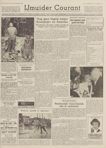 IJmuider Courant 1959-09-23