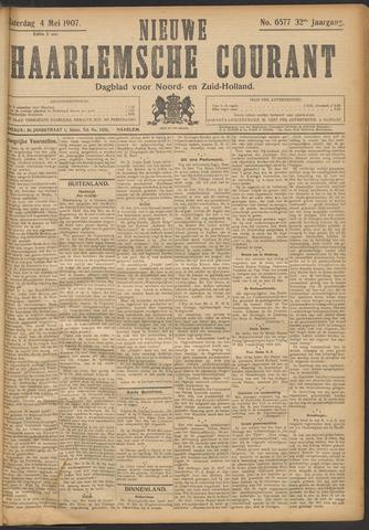 Nieuwe Haarlemsche Courant 1907-05-04