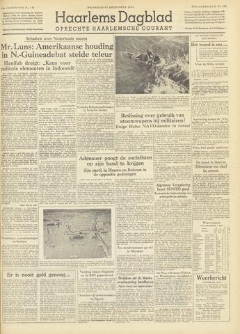 Haarlem's Dagblad 1954-12-13