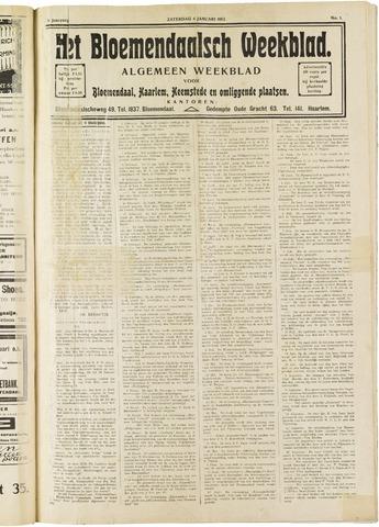 Het Bloemendaalsch Weekblad 1913