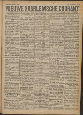 Nieuwe Haarlemsche Courant 1920-03-29