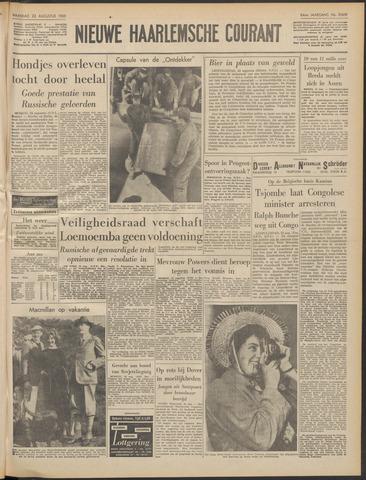 Nieuwe Haarlemsche Courant 1960-08-22