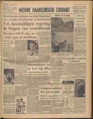 Nieuwe Haarlemsche Courant 1963-08-22