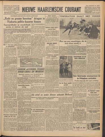 Nieuwe Haarlemsche Courant 1950-01-26