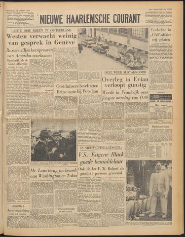 Nieuwe Haarlemsche Courant 1962-03-12