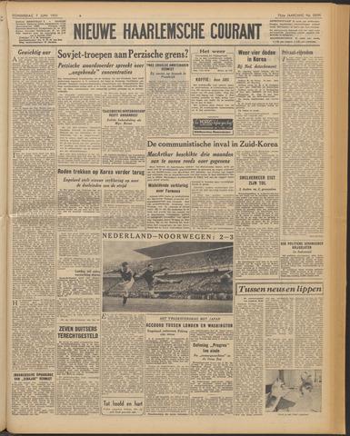 Nieuwe Haarlemsche Courant 1951-06-07