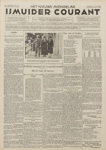 IJmuider Courant 1938-01-17