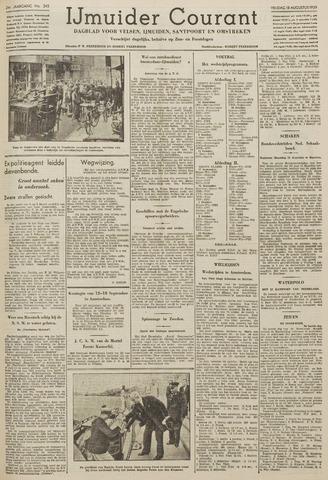 IJmuider Courant 1939-08-18