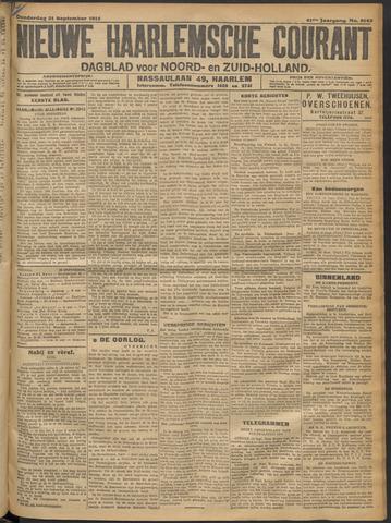 Nieuwe Haarlemsche Courant 1916-09-21