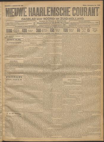 Nieuwe Haarlemsche Courant 1911-08-04