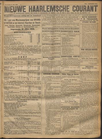 Nieuwe Haarlemsche Courant 1918-07-15