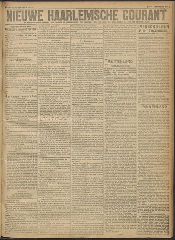 Nieuwe Haarlemsche Courant 1917-10-15