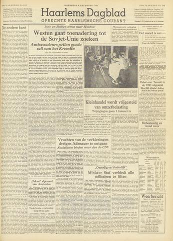 Haarlem's Dagblad 1954-12-08