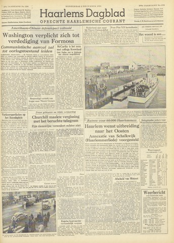 Haarlem's Dagblad 1954-12-02