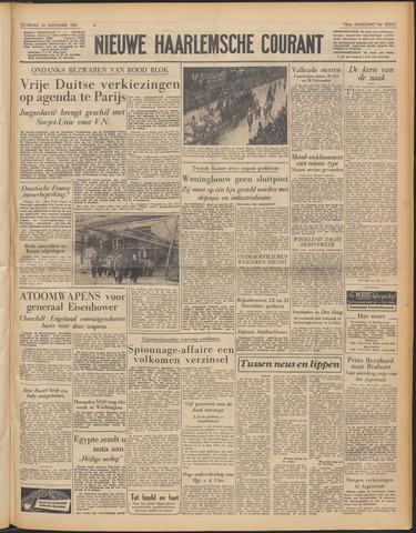Nieuwe Haarlemsche Courant 1951-11-10