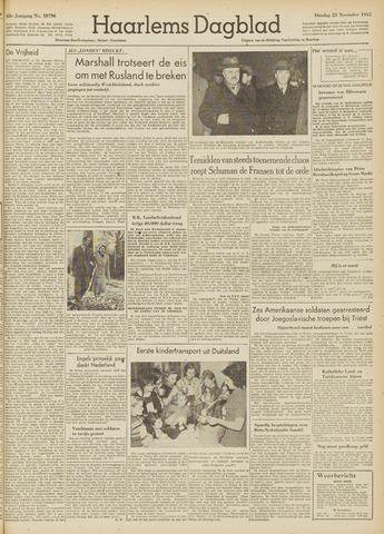 Haarlem's Dagblad 1947-11-25