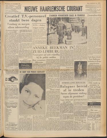 Nieuwe Haarlemsche Courant 1961-11-29
