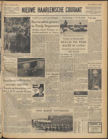 Nieuwe Haarlemsche Courant 1960-11-04