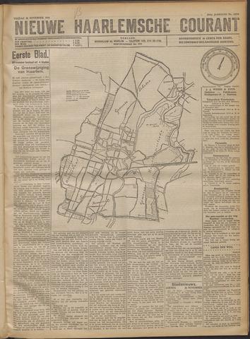 Nieuwe Haarlemsche Courant 1921-11-25