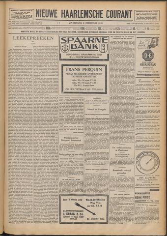 Nieuwe Haarlemsche Courant 1930-02-08