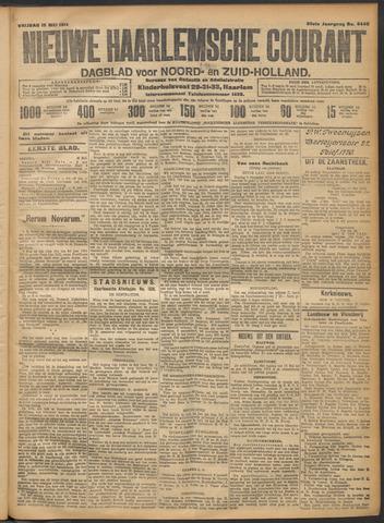 Nieuwe Haarlemsche Courant 1914-05-15