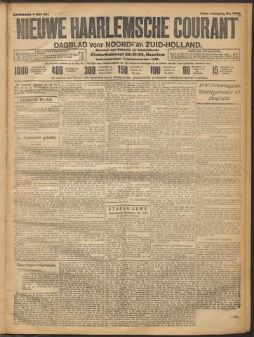 Nieuwe Haarlemsche Courant 1914-05-09