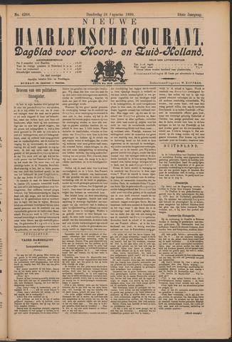 Nieuwe Haarlemsche Courant 1899-08-24