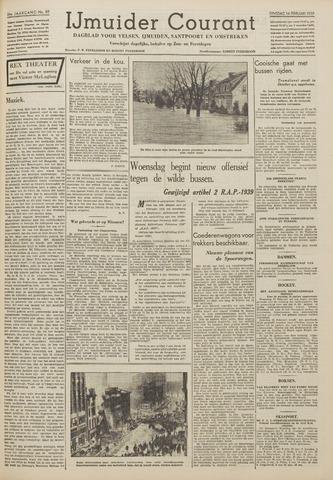 IJmuider Courant 1939-02-14