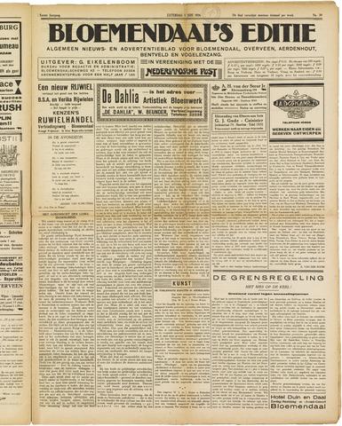 Bloemendaal's Editie 1926-06-05
