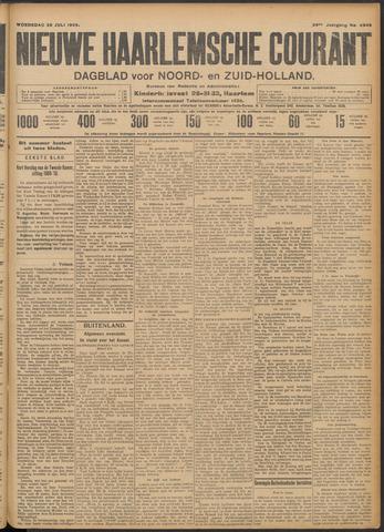 Nieuwe Haarlemsche Courant 1909-07-28