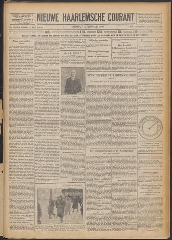 Nieuwe Haarlemsche Courant 1930-02-11