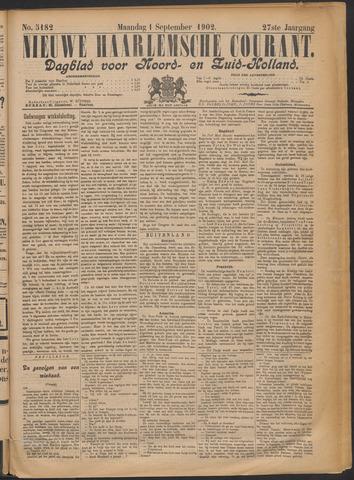 Nieuwe Haarlemsche Courant 1902-09-01