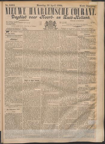 Nieuwe Haarlemsche Courant 1900-04-16