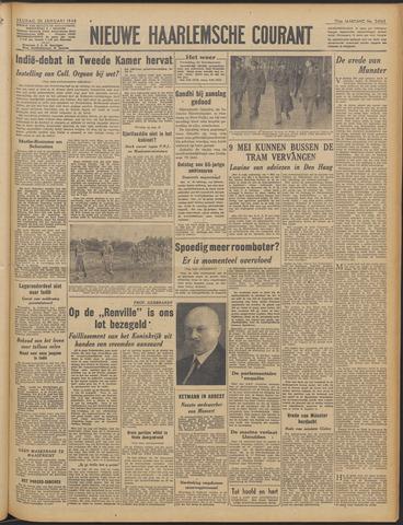 Nieuwe Haarlemsche Courant 1948-01-30