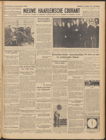 Nieuwe Haarlemsche Courant 1939-10-19