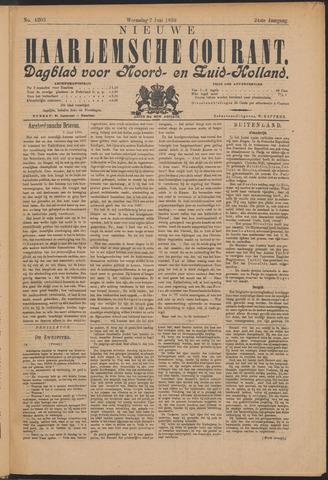 Nieuwe Haarlemsche Courant 1899-06-07