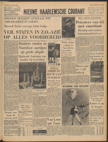 Nieuwe Haarlemsche Courant 1964-06-24