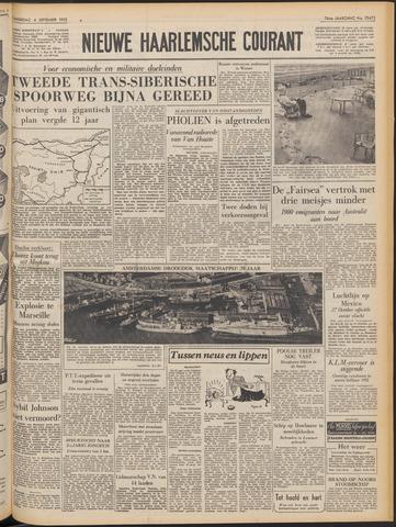 Nieuwe Haarlemsche Courant 1952-09-04