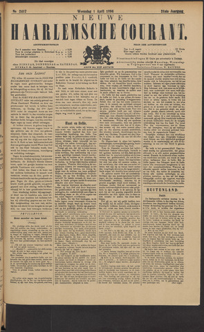 Nieuwe Haarlemsche Courant 1896-04-01